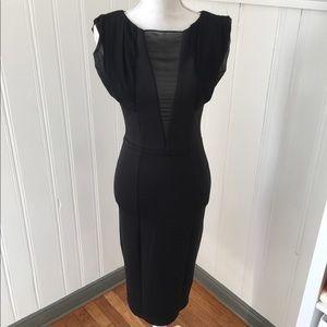 NWOT AX Paris Little Black Dress Size 10